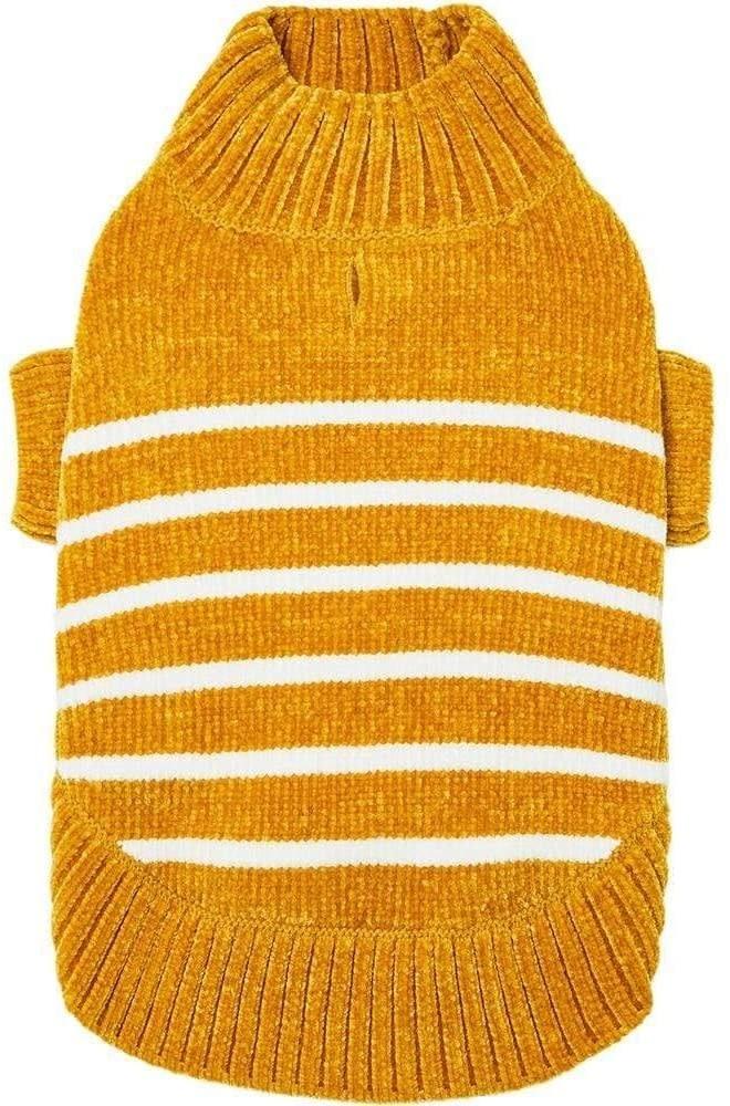 Blueberry Blueberry Cozy Sweater Mustard 22