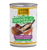 Fromm Family Foods LLC Fromm Frommbalaya Pork & Rice Stew 12.5 oz