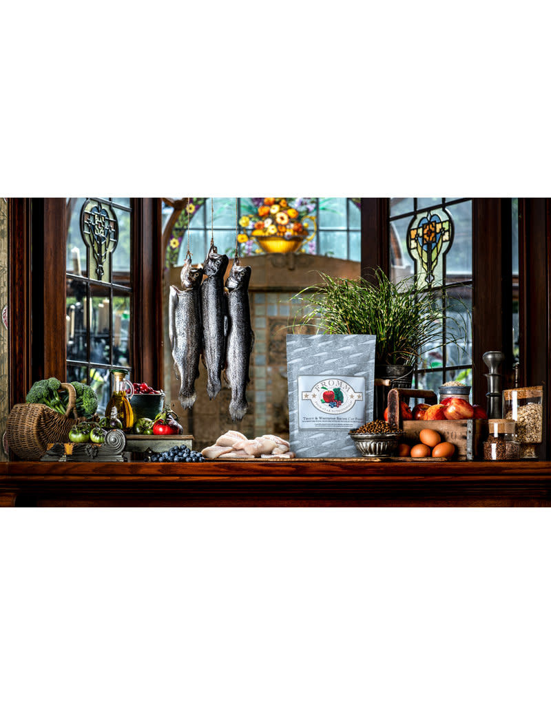 Fromm Family Foods LLC Fromm Cat Trout & Whitefish 15 lb