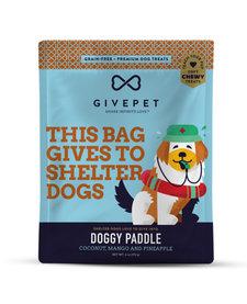Givepet Doggy Paddle Soft Treats 6oz