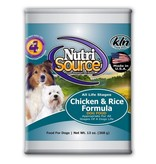 Nutrisource (KLN) NutriSource ALS Chicken & Rice 13 oz