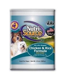 NutriSource ALS Chicken & Rice 13 oz