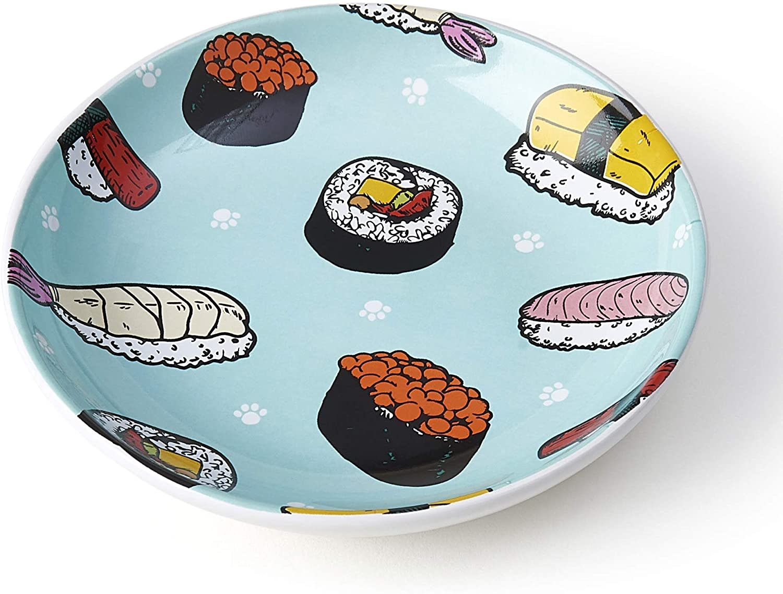 PetRageous Sushi Time Saucer