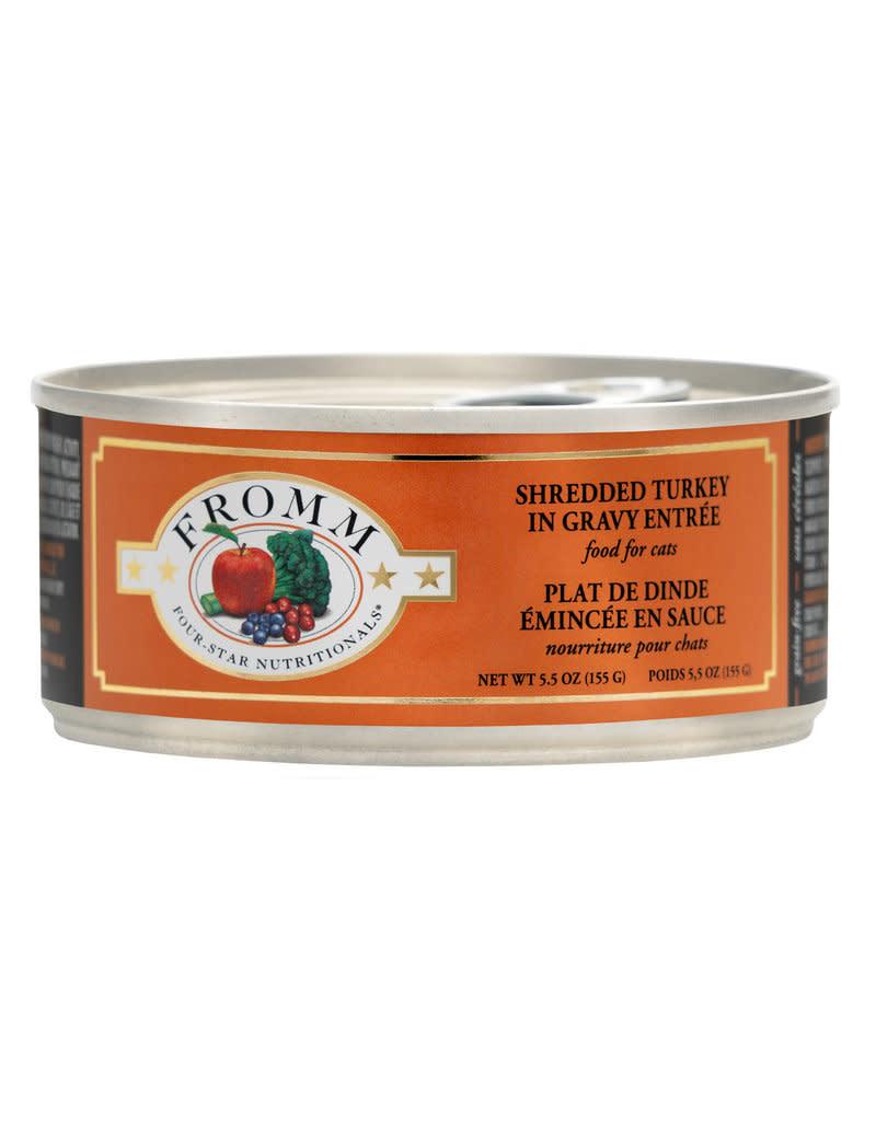 Fromm Family Foods LLC Fromm 4 Star Shredded Turkey 5.5 oz