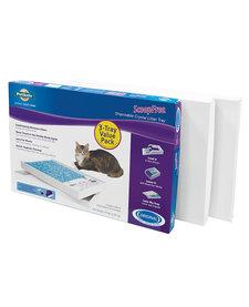 PetSafe ScoopFree Litter Tray Blue 3-Pack