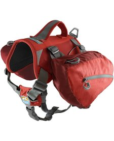 Kurgo Baxter Backpack Barn Red