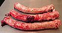 Green Tripe Green Tripe Raw Beef Trachea