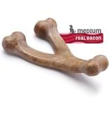 Benebone Benebone Puppy Bacon Wishbone Medium