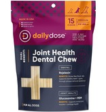 Daily Dose Daily Dose Joint Health Dental Chew Medium 15ct