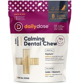 Daily Dose Daily Dose Calming Dental Chew Large 8ct
