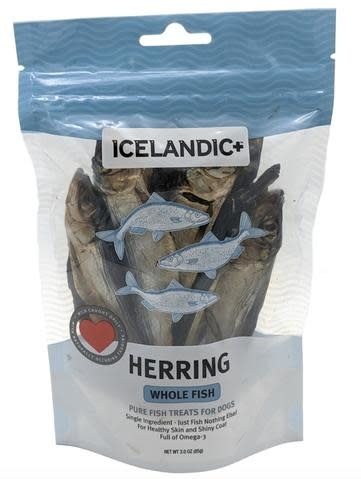 Icelandic Herring Whole Fish 12 oz