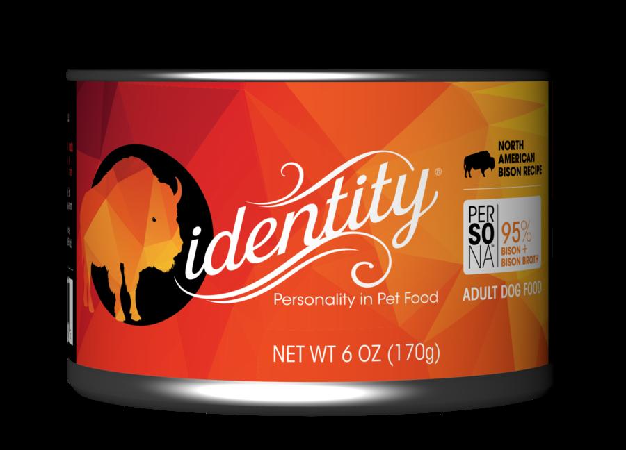 Identity Persona 95% Bison 6 oz