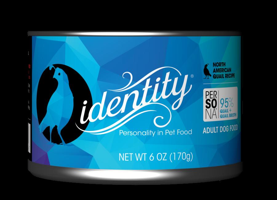Identity Persona 95% Quail 6 oz