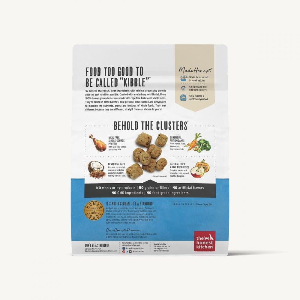 The Honest Kitchen Honest Kitchen Clusters Grain-Free Turkey 5 lb