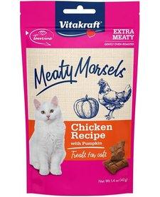 Vitakraft Chicken & Pumpkin Meaty Morsels