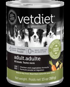 VetDiet Adult Chicken 13 oz