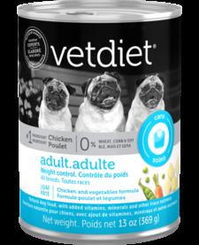 VetDiet Weight Control Chicken 13 oz