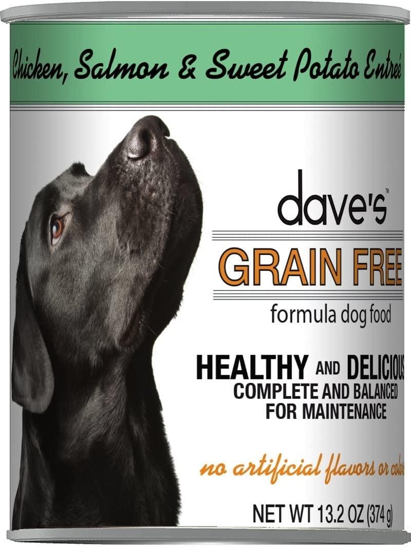 Dave's Dave's Chicken & Salmon 13.2oz