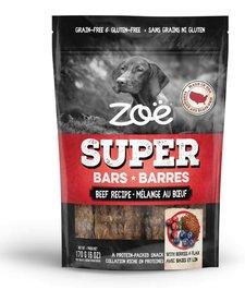 Zoe Super Bars Beef 6oz