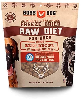 Boss Dog Boss Dog Beef Nugget 3lb
