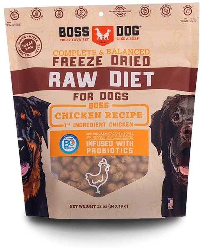 Boss Dog Boss Dog Chicken Nugget 3lb