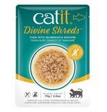 Catit Catit Divine Shreds Tuna &  Seabream 2.6oz