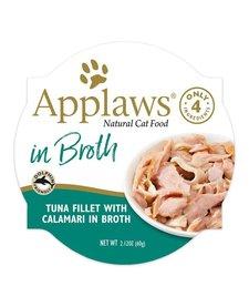 Applaws Broth Tuna with  Calamari 2.12 oz