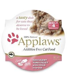 Applaws Tuna with Crab 2.12 oz
