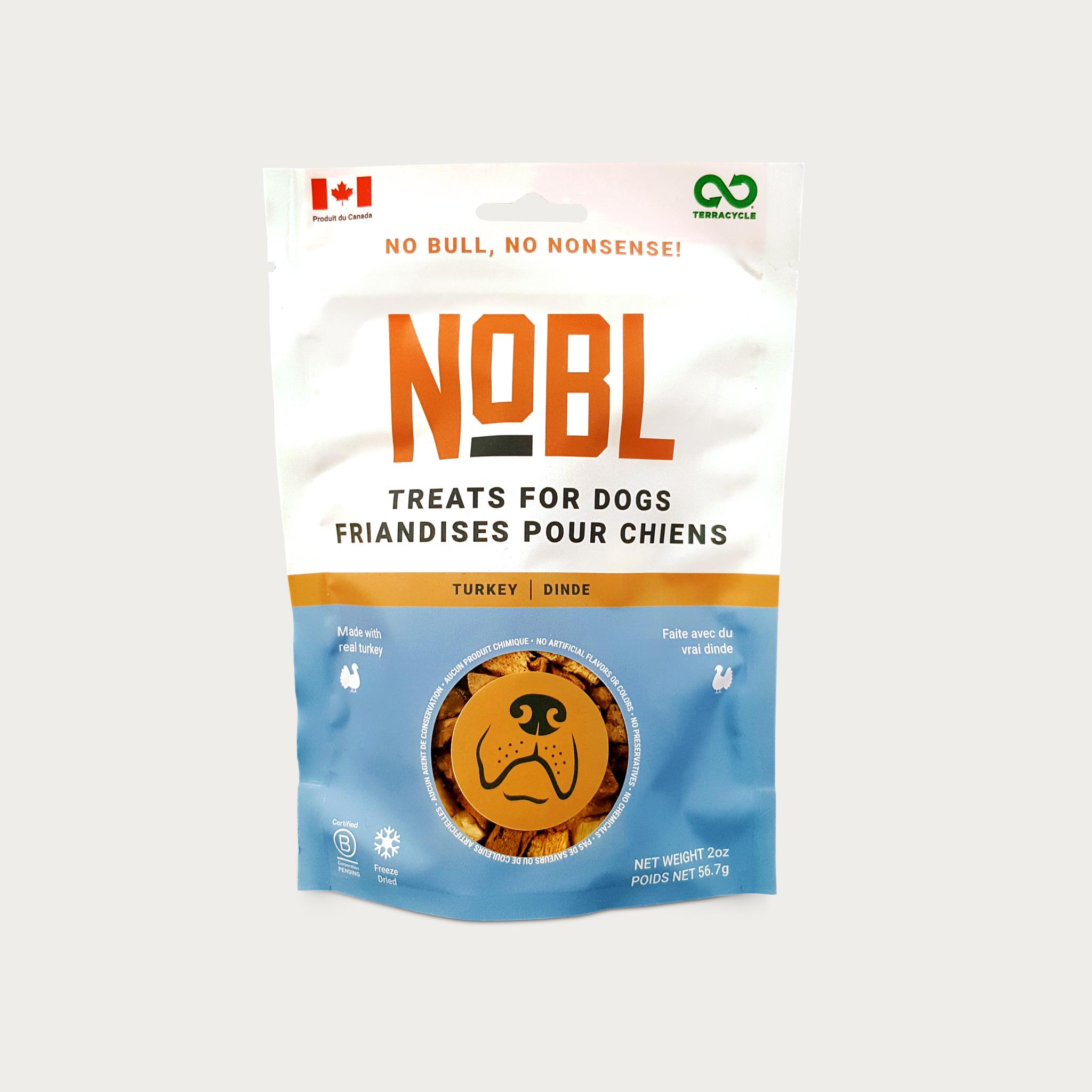 Nobl NOBL Turkey Treats 2 oz