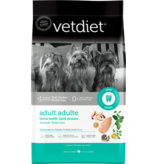 VetDiet Vetdiet Dog Adult Dental Care Chicken & Rice 30 lb
