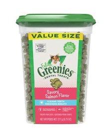 Greenies Cat Salmon 9.75oz