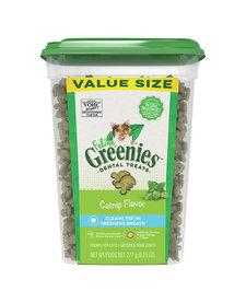 Greenies Cat Catnip Treats  9.75oz