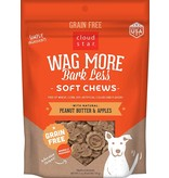 Cloud Star Wag More Peanut Butter & Apples Soft Chew 5oz