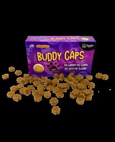 Spunky Pup Buddy Caps Pumpkin