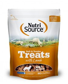 Nutrisource Soft Treats Lamb 14oz
