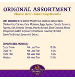 WellPet Old Mother Hubbard Original Small Biscuits 20oz