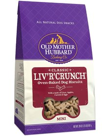 Old Mother Hubbard Liv'r'Crunch Mini Biscuits 20oz