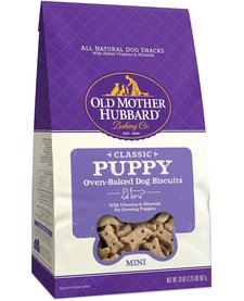 Old Mother Hubbard Puppy Mini Biscuits 20oz
