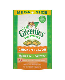 Feline Greenies Chicken Hairball 4.6oz