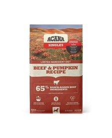 Acana Beef & Pumpkin 25 lb