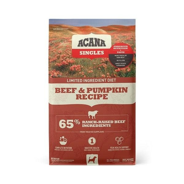 Acana (Champion) Acana Beef & Pumpkin 25 lb