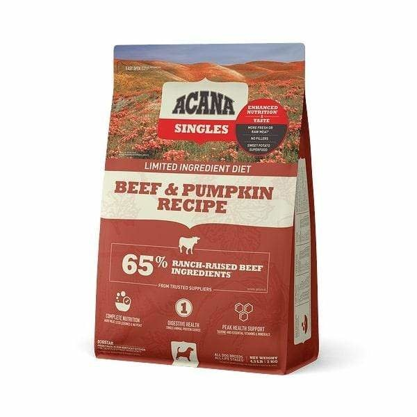 Acana (Champion) Acana Beef & Pumpkin 4.5 lb