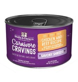 Stella & Chewy's Stella & Chewy's Carnivore Cravings Chicken & Beef Shreds 5.2 oz