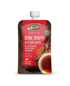 Merrick Beef Bone Broth 7 oz