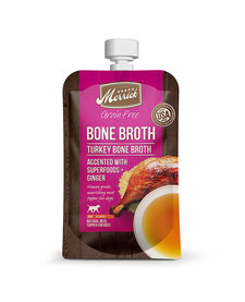 Merrick Turkey Bone Broth 7 oz