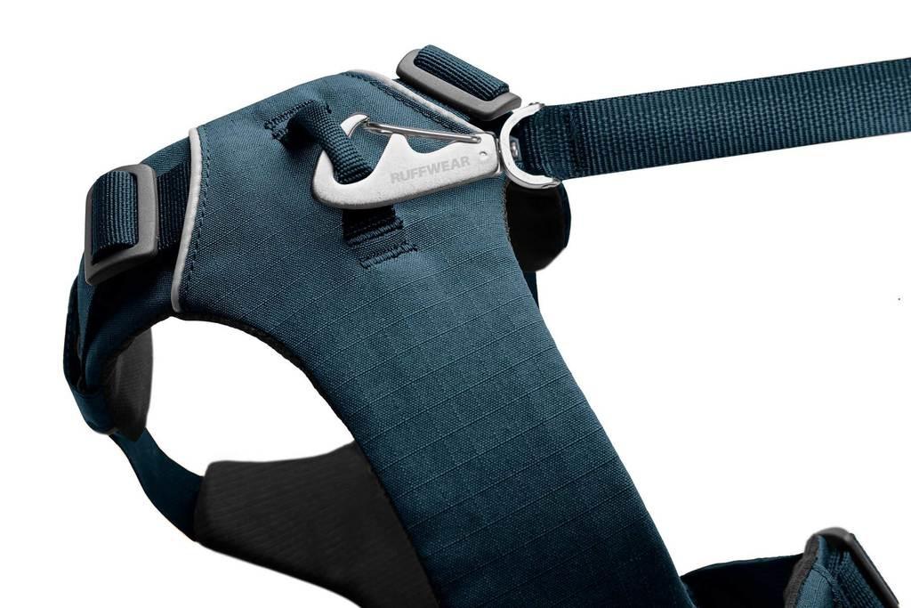 Ruffwear Ruffwear Front Range  Harness Medium Blue Moon
