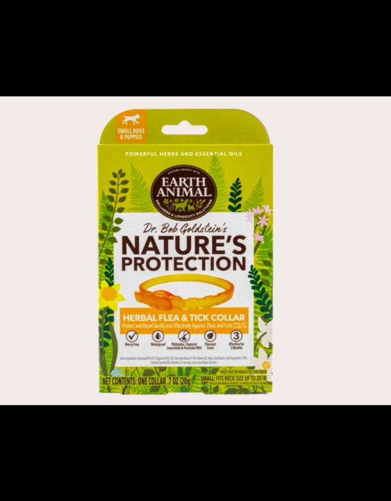Earth Animal Earth Animal Nature's Protection Herbal Flea Collar SM