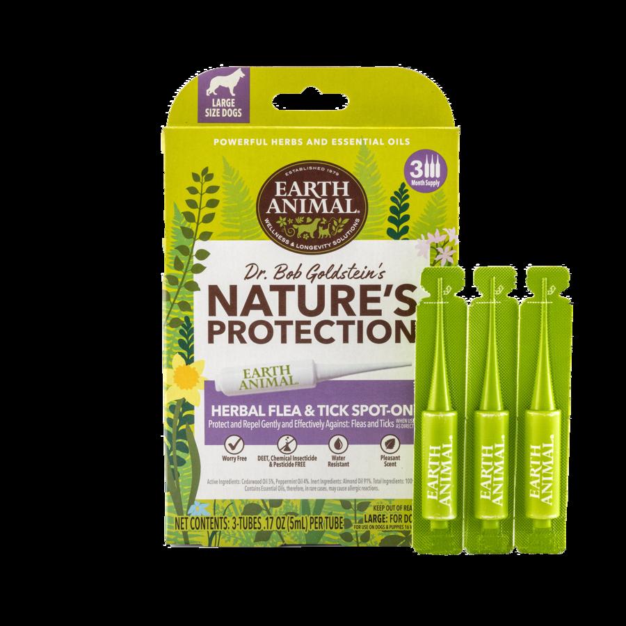 Earth Animal Earth Animal Nature's Protection Herbal Spot On 3 pk SM