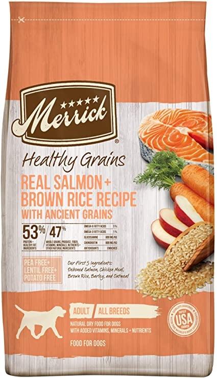 Merrick Merrick Ancient Grains Salmon 25 lb