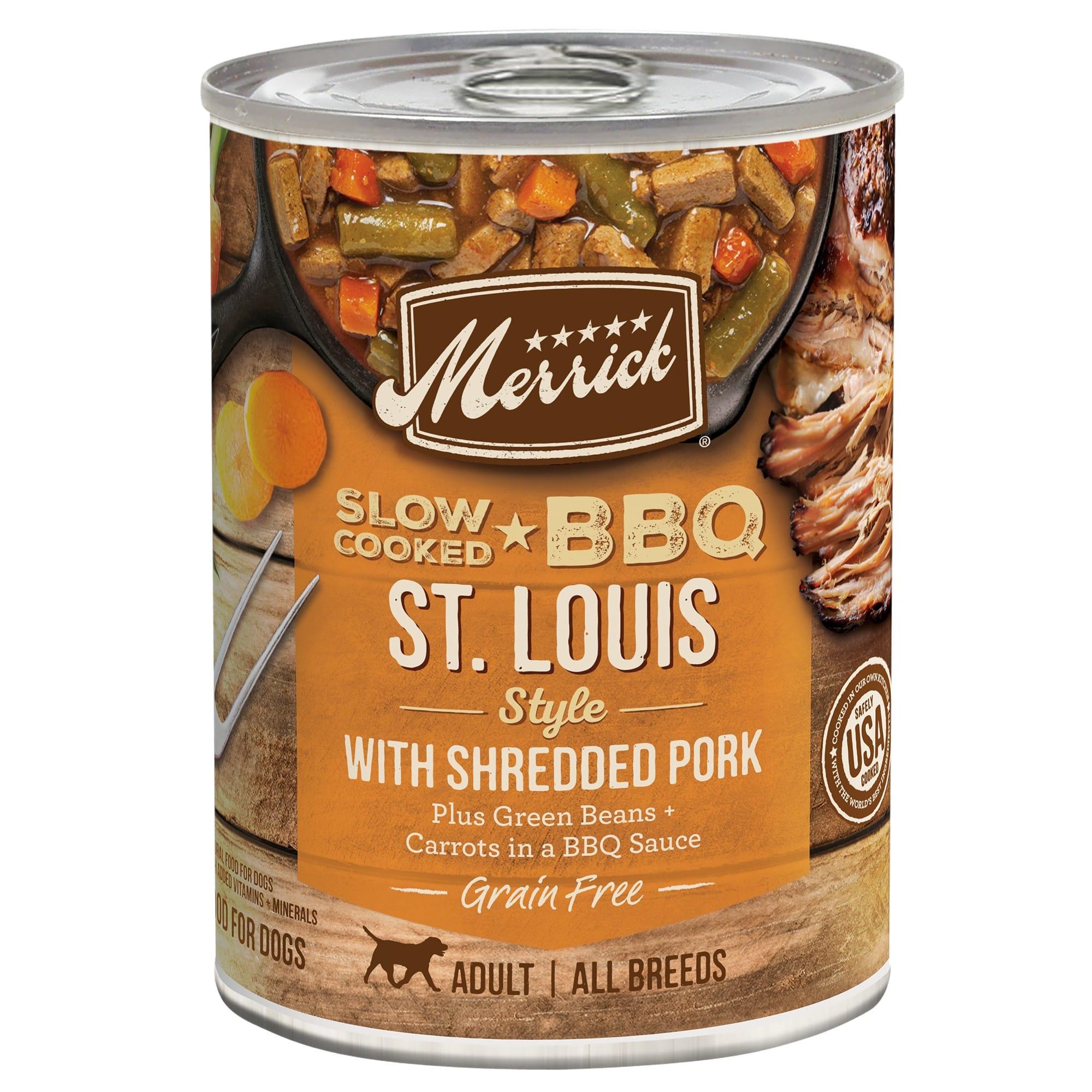Merrick Merrick St. Louis Style BBQ 12.7 oz